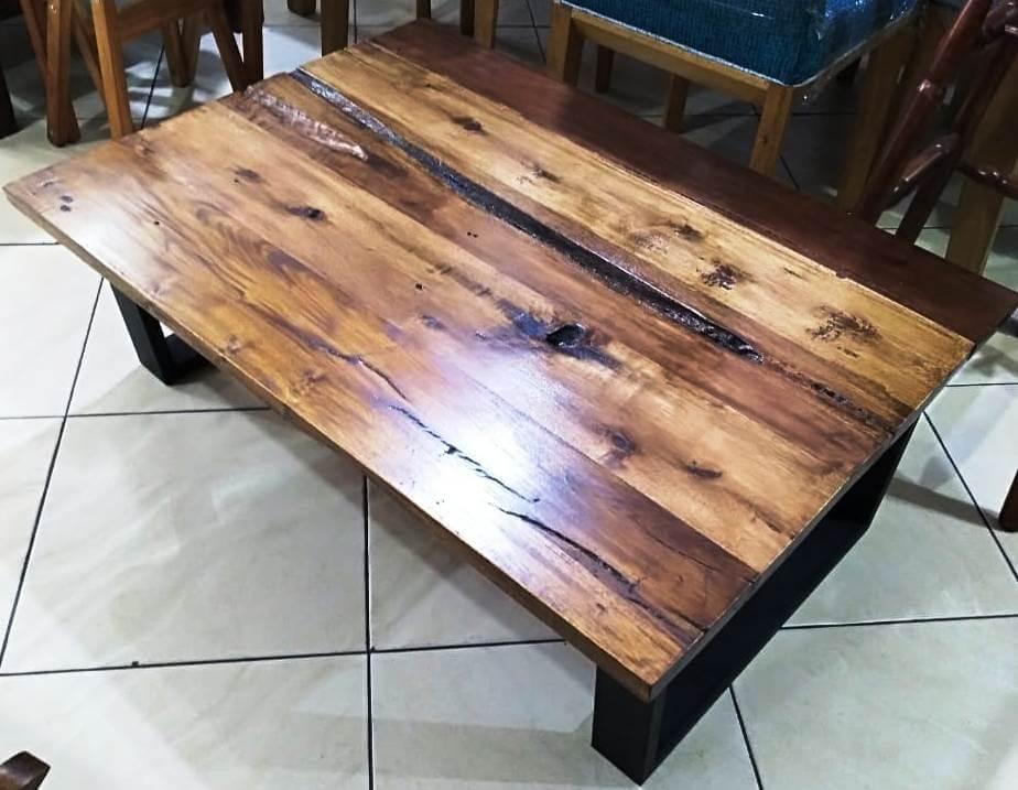 Innova & Decora - Salas en madera rustica 2